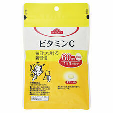 F/S JAPAN AEON Top Value Vitamin C 60 days 180tablet's / with tracking
