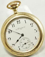 Elgin 7 jewel Grade 291 Pocket Watch