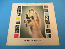 In Visible Silence,Album,LP,Vinyl,1986,Crysalis Records,The Art of Noise, Opus