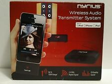 BNIB Nyrius Wireless Transmitter System