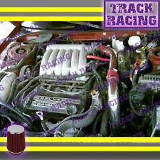 95-00 DODGE AVENGER CHRYSLER SEBRING 2.0L I4 2.5L V6 COLD AIR INTAKE KIT Red