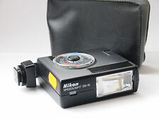Nikon SB-15 Flash with Case for Nikon F3 Cameras. Stock No u50005
