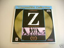 Z-COSTA GAVRAS THE CINEMADISC COLLECTION