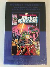 Rocket Raccoon Marvel Premiere Classic hardcover Sealed limited to 575 produced