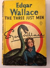 Edgar Wallace The Three Just Men 1953
