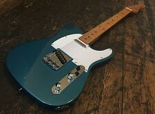 SX Electric Guitar Blue Telecaster STL50 Including Gig Bag