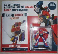 Anime Robot DAIKENGO 13 cm New Boxed + Fascicolo Yamato Centauria Toei Toys