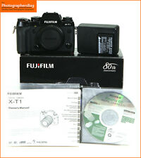 Fuji X-T1 Digital Camera Body, Battery and Charger + Free UK Postage