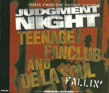 Original 1993 Promotional CD Single TEENAGE FANCLUB AND DE LA SOUL  Fallin' MINT