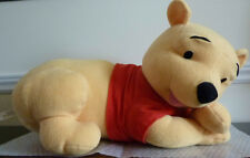 "Fisher Price  Disney Winnie The Pooh Bear Lounging LARGE 22"" Pillow Plush"