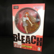 (USED) Excellent Model Orihime Inoue and Yoruichi Figure anime Bleach MegaHouse