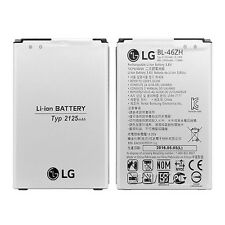 Genuine original BL-46ZH battery replacement for LG K8 K350N Phoenix 2 K7 K330
