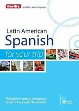 Berlitz for Your Trip: Latin American Spanish for Your Trip by Berlitz...