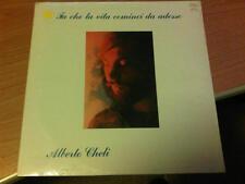 EP ALBERTO CHELI FA CHE LA VITA COMINCI DA ADESSO SIGILLATO LSG