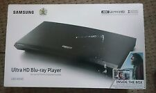 Samsung UBD-K8500 4K Blu Ray/DVD player 3 películas Plus