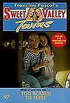 Too Scared to Sleep (Sweet Valley Twins) Pascal, Francine Paperback