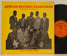 African Brothers Dance Band afribros highlife afro funk VG # P