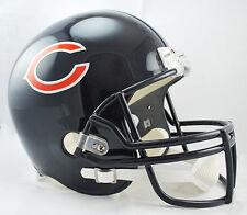 CHICAGO BEARS NFL Riddell Full Size Deluxe REPLICA Football Helmet