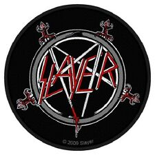SLAYER - Pentagram  [Woven Patch]