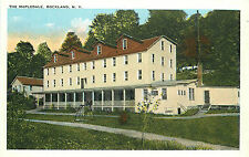 "ROCKLAND NY ""THE MAPLEDALE"" (BOARDING HOUSE?) P/C"