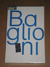 CLAUDIO BAGLIONI - BAGLIONI - BOX 2 CD SIGILLATO (SEALED)