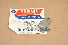 NOS Yamaha TD3 TR3 TY250 TZ250 TX650 MX250 DT1 YZ125 YZ250 R5 Clutch Cable Joint
