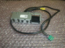 Dell Vostro 230 Slimline Tower Front USB,Audio Front I/O Panel 0DF2H & Cables