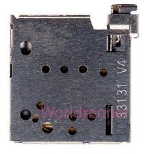 SIM Lector Tarjeta Conector Card Reader Connector Slot Nokia Lumia 720