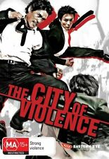 THE CITY OF VIOLENCE -EASTERN EYE ACTION NEW/SEALED GENUINE R4 DVD RARE OOP