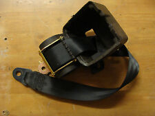 PEUGEOT 407 SINGLE REAR SEAT BELT 96440739XX [FITS EITHER SIDE]