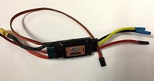 REALLY NICE SCORPION COMMANDER 60 AMP BRUSHLESS RC AIRPLANE ESC SPEED CONTROL !!