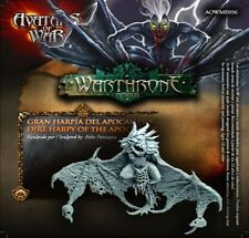 Avatars of War Dire Harpy of the Apocalypse Chaos Elf Dark BNIB