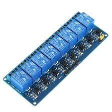 5V 8 Channel Relay Module Board For Arduino AVR PIC MCU DSP ARM LW