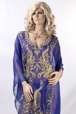 KHALEEJI DRESS BELLY DANCE ABAYA KAFTAN DRESS ABAYA jalabiya New Handmade egypt