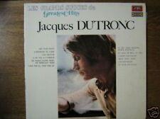 JACQUES DUTRONC 33 TOURS FRANCE GREATEST HITS