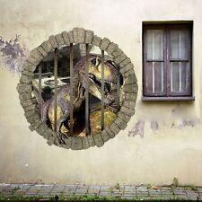 Jurassic World Dinosaur Wall Mural Vinyl Wall Decals Sticker Kids Home Decor TyB
