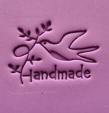 Peace Dove  Resin Seal Soap Stamp For Handmade Soap Candle Candy Stamp Fimo