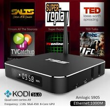 T95 s905 4k Android 5.1 a pieno carico BOX TV Quad Core KODI XBMC GRATIS CINEMA SPORT