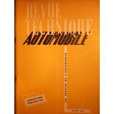 RTA Cadillac de 1949-50 et Renault moteur 505 Diesel