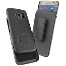 Samsung Galaxy S7 Ultra Thin Case w/ Kickstand & Belt Clip Holster by Encased®