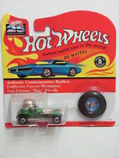 HOT WHEELS  25TH ANNIVERSARY  RED BARON GREEN
