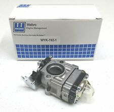 OEM Walbro WYK-192 CARBURETOR Carb Echo PB-651 PB-651H PB-651T Backpack Blowers