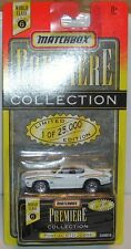 Matchbox Pontiac GTO Judge World Class S6 Premiere Collection 1:64 Die Cast Car