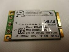 Dell MK933 Intel 4965AGN abgn 300Mbps Inspiron 6400 9400 Wireless Mini PCIE Card