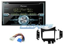 NEW POINEER CAR STEREO RADIO CD PLAYER & USB/AUX INSTALL KIT FOR 03-07 ACCORD