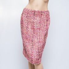 Renato Nucci Pink Couture Skirt - Size 6 - orig $498