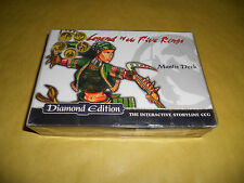 LEGEND OF THE FIVE RINGS-MANTIS DECK-MAZZO SIGILLATO-DIAMOND EDITION-2003-ING