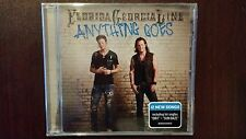 Signed Autographed Copy of Anything Goes CD by Florida Georgia Line 12 New Songs