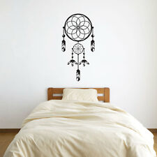 Nativi Americani DREAMCATCHER Parete In Vinile Arte Decalcomania Per Home Decor / interno D...