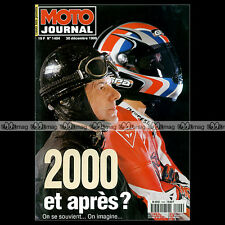 MOTO JOURNAL N°1404 RALLYE DAKAR BMW DUCATI, CARL FOGARTY CHRISTIAN LACOMBE 1999